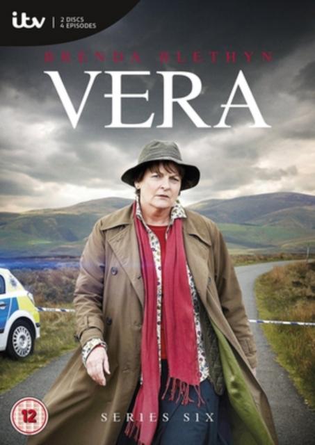 Vera: Series 6 (2 Disc Set) on DVD