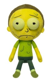Rick and Morty - Toxic Morty SuperCute Plush