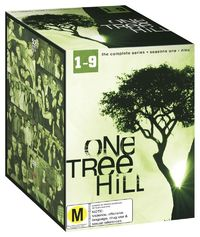 One Tree Hill: The Complete Seasons 1-9 on DVD