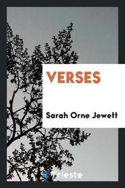 Verses by Sarah Orne Jewett image