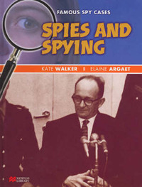 Famous Spy Cases by Elaine Argaet image