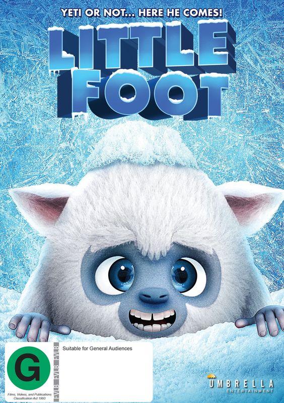 Little Foot on DVD