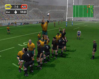 Zinzan's World Championship Rugby for PS2