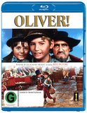 Oliver! on Blu-ray