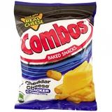 Combos Cheddar Cheese Cracker Baked Snacks (178.6g)