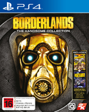 Borderlands: The Handsome Collection for PS4