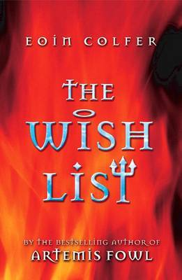 The Wish List by Eoin Colfer image