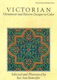Victorian Ornament & Pattern Designs by Sue Ann Stonesifer image