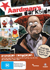 Aardman's Darkside on DVD