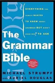 Grammar Bible by Auriel Douglas image