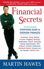 Financial Secrets: The New Zealand Guide to Everyday Finances by Martin Hawes image