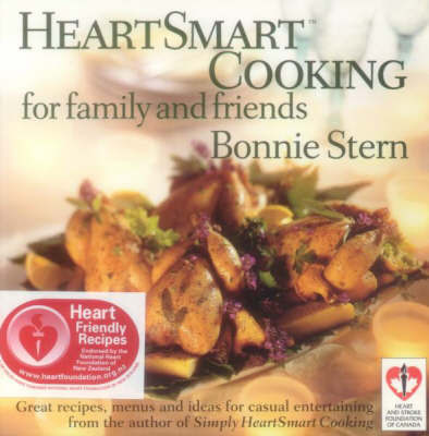 Heartsmart Cooking for Family and Friends by Bonnie Stern image