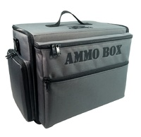 Battle Foam: Ammo Box - Standard Load Out for 28-32mm Models (Grey)