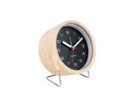 Karlsson Alarm Clock - Innate (Black)