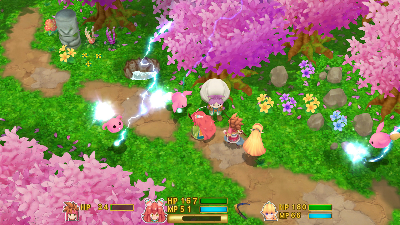 Secret of Mana for PS4 image