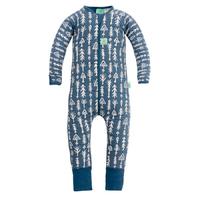 Ergopouch Winter Sleep Suit 2.5Tog 1 Yr Midnight Arrows