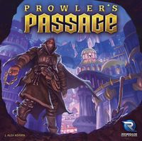 Prowler's Passage - Board Game