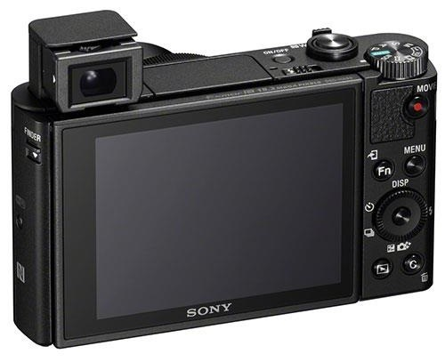 Sony HX99 Compact Camera with 24-720mm Zoom image