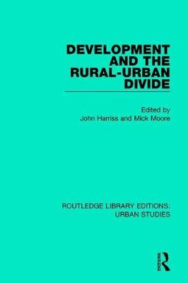 Development and the Rural-Urban Divide
