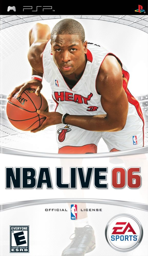 NBA Live 06 for PSP image