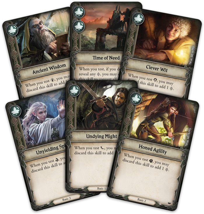 Lord of the Rings: Journeys in Middle Earth - Board Game image