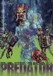 Predator: Premium Art Print - Classic Poster image