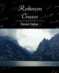 Robinson Crusoe by Defoe Daniel Defoe image