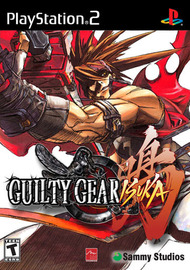 Guilty Gear Isuka for PlayStation 2 image