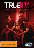 True Blood - The Complete 4th Season on DVD