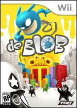 de Blob for Wii