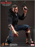 Marvel Iron Man 3 Tony Stark - The Mechanic 1/6 Action Figure