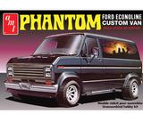 AMT Phantom Ford Econoline Van 1/25 Model Kit
