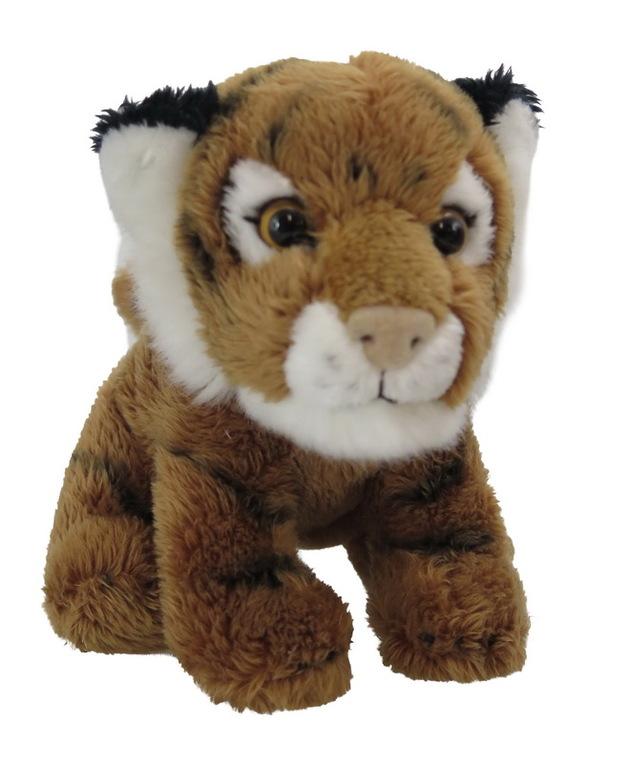 Antics: Wild Mini - Brown Tiger