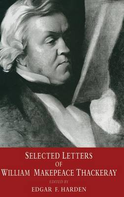 Selected Letters of William Makepeace Thackeray image