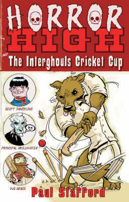 The Interghouls Cricket Cup by Paul Stafford