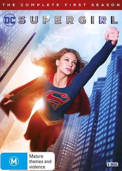 Supergirl - Season 1 on DVD image