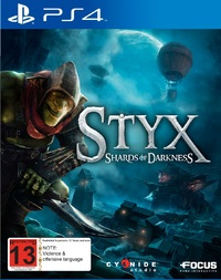 Styx: Shards of Darkness for PS4