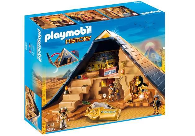Playmobil: History - Pharaoh's Pyramid