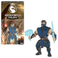 "Mortal Kombat: Sub-Zero - 5"" Action Figure"