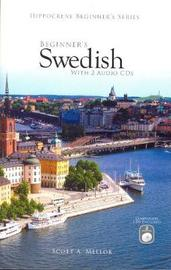 Beginner's Swedish by Scott A. Mellor image