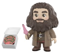 Harry Potter: Rubeus Hagrid - 5-Star Vinyl Figure