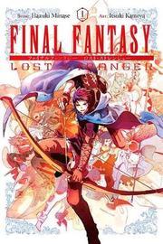 Final Fantasy Lost Stranger, Vol. 1 by Hazuki Minase