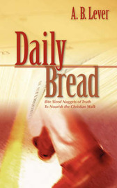 Daily Bread by A.B. Lever image