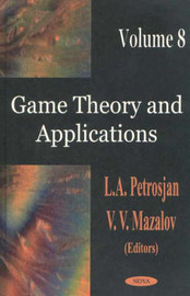 Game Theory & Applications, Volume 8 image