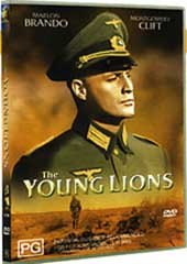 The Young Lions on DVD