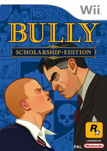 Bully: Scholarship Edition for Nintendo Wii