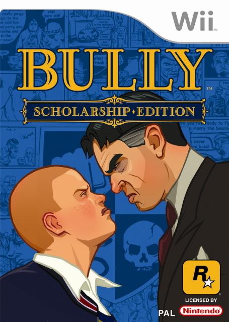 Bully: Scholarship Edition for Nintendo Wii