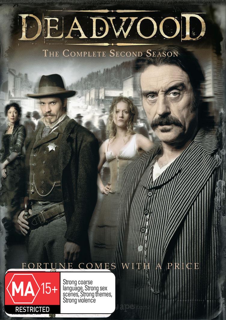 Deadwood - The Complete Second Season on DVD image