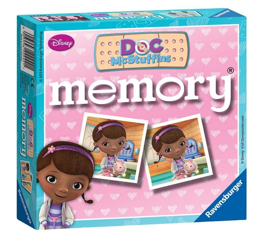 Disney Doc McStuffins - Memory Game image