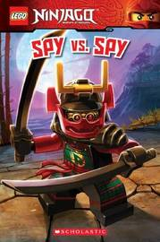 Lego Ninjago Reader #13: Spy vs Spy No Level by Kate Howard